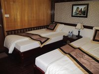 Stateroom on the Junk