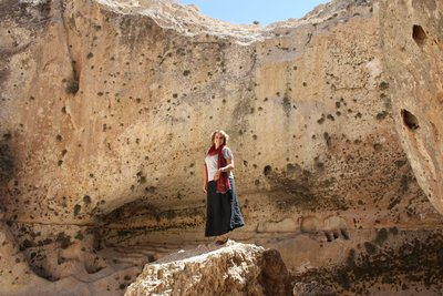 Ma'aloula Gorge