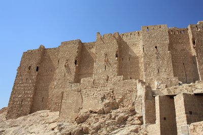 Palmyra - Citadel (a bit closer this time)