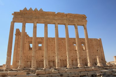 Palmyra - Temple of Baal