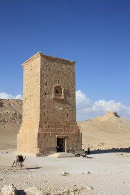 Palmyra - Funerary Monument