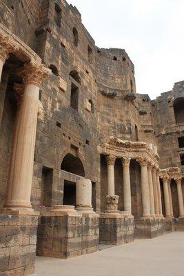 Bosra - Amphitheatre (2)