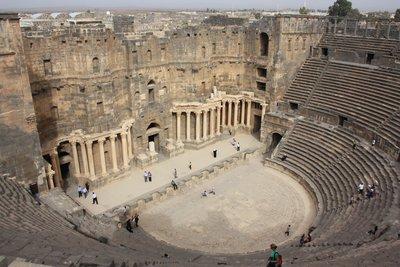 Bosra - Amphitheatre