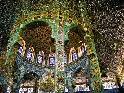 Sayyeda Zainab - Inside