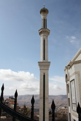 Bloudan Mosque and Minaret