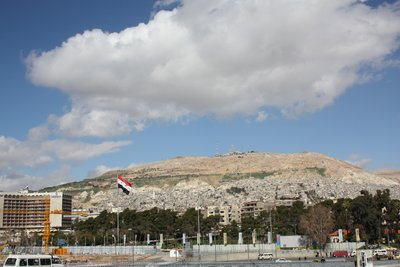 Jebel Qassioun