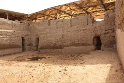 Mari - Palace of Zimri Lin