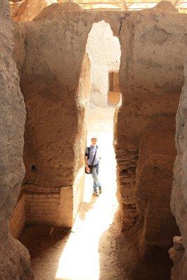 Mari - Palace of Zimri Lin (2)
