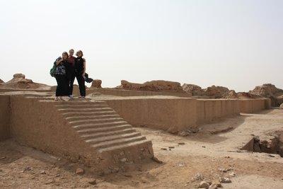 Mari - Sumerian Ruins