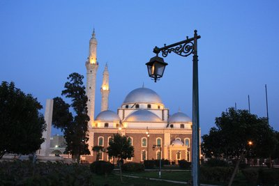 Homs - The Khaled Ibn al-Walid Mosque