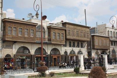 Aleppo - Aleppan-style house