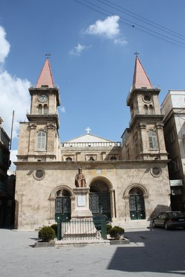 Aleppo - Al Jdeida - Maronite Cathedral