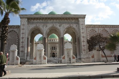 Aleppo - Mosque in new city