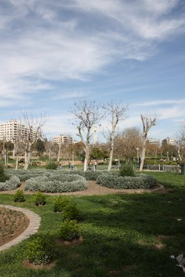 Damascus - Tishreen Gardens/Park
