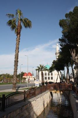 Damascus - Bab Touma Park