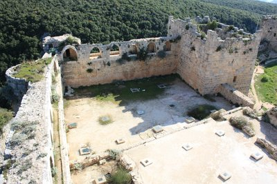 Qala'at Salah ad-Din - Intact remains (3)