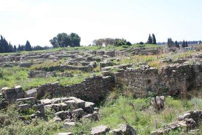 Ugarit - Ruins