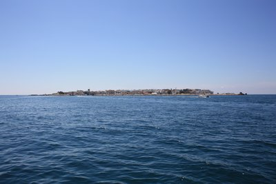 Arwad - Island from the Ship