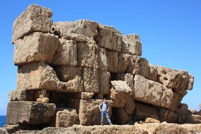 Arwad - Phoenician Walls