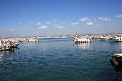Arwad - Harbour