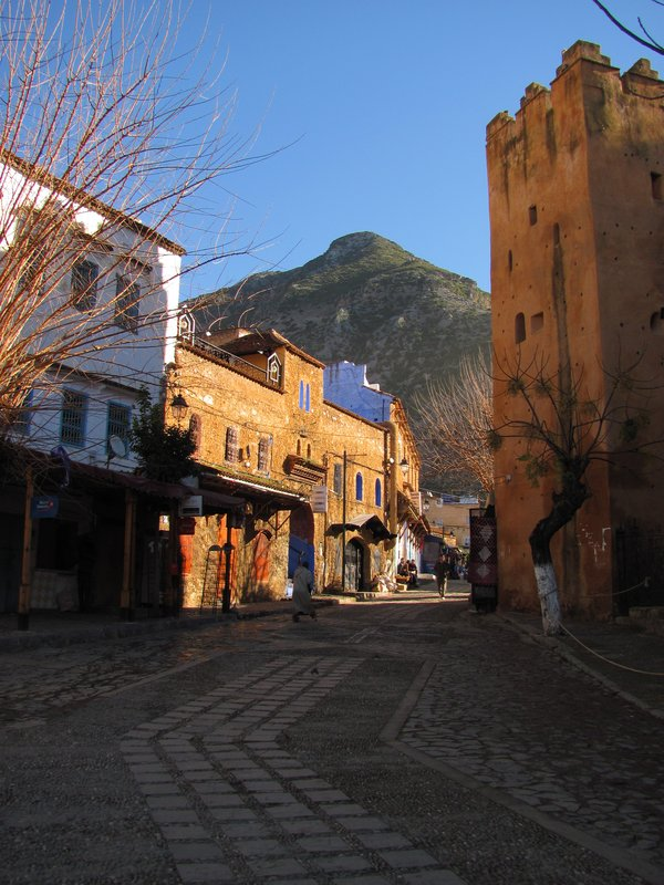 Chefchaouen in the morning