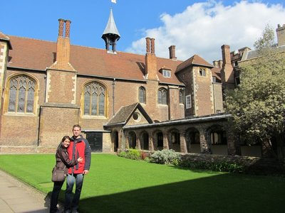 At Cambridge