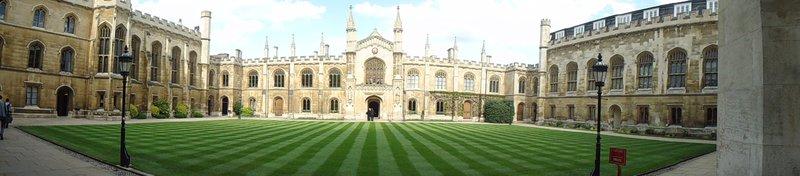 More Cambridge
