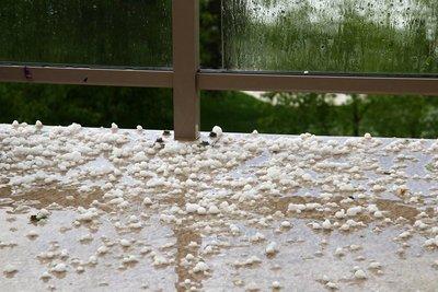 Crazy hail 2