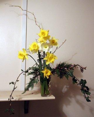 Blomsteroppsats