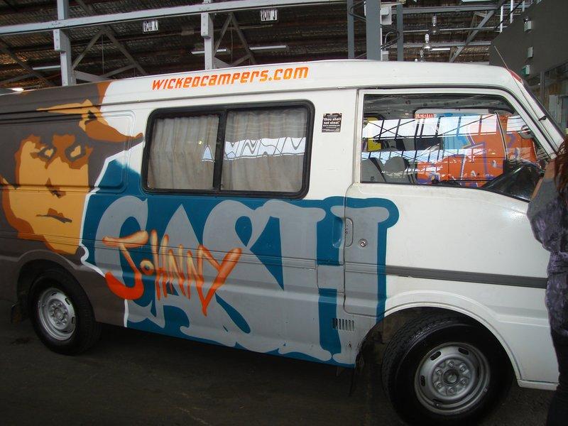 Our Wicked Van