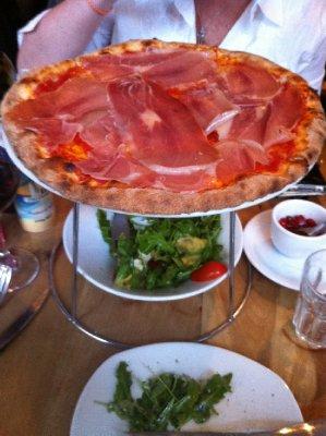 Pizza San Daniele!