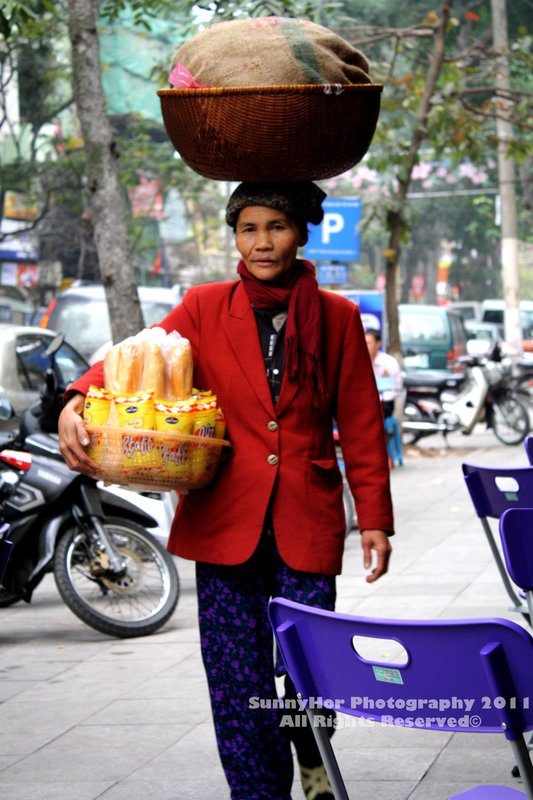 Hanoi, North Vietnam, travel