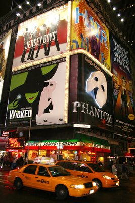 Broadway, Times Square, New York