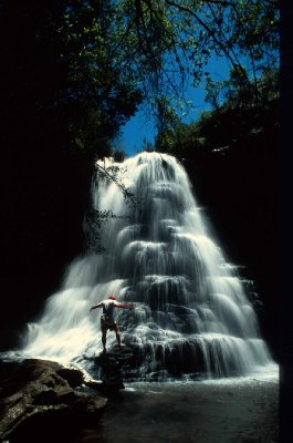 hogsback waterfall Eastern cape