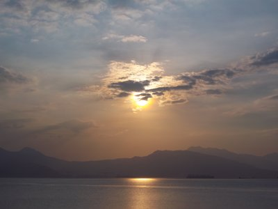 Subic Sunset
