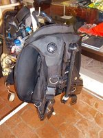 My new BCD with the Donut-shaped bladder