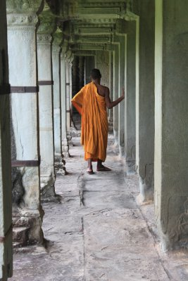 monk column