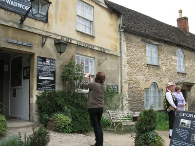 Pub at Lacock