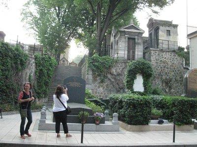 Montmartre Cemetery-