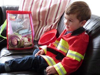 Fireman Hugh