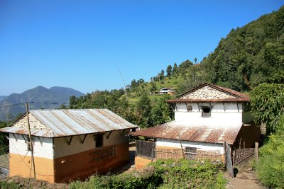 Nepalese Houses