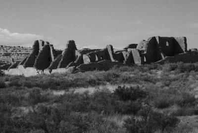Pueblo Bonito, New Mexico