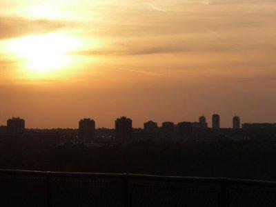 Beograd Sunset