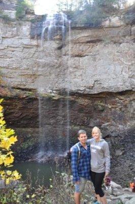 9 - Waterfall