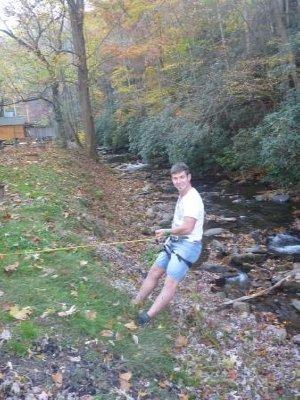 Flynn Climbing