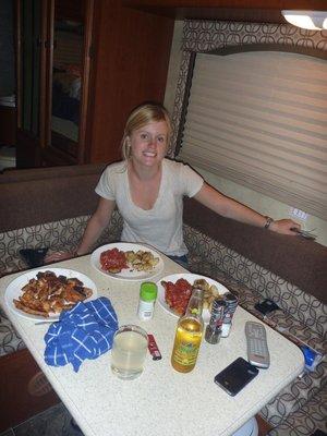 Emma Dinner