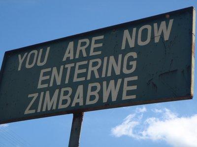 Welcome to Zimbabwe!