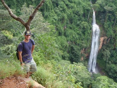 Manchawe Falls