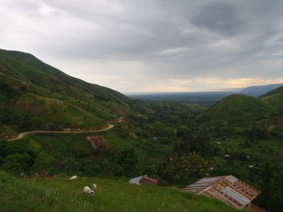The winding, meandering road to DRC