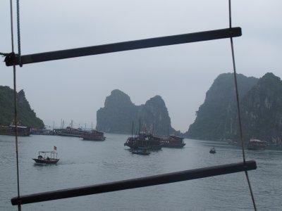 Ha Long Bay at Dawn